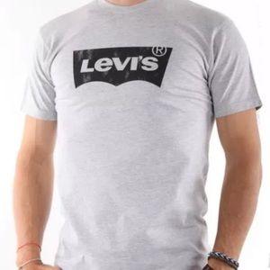 Levi's Men's Classic Logo Crew Neck T shirt